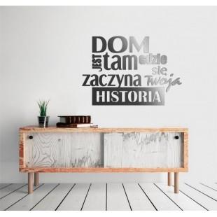 Dom jest tam gdzie zaczyna się Twoja historia